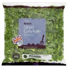Washed & Cut Kale from Tesco 206 g