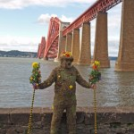 The Burryman of South Queensferry!