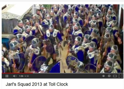 toll clock 2013