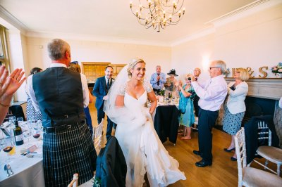 Outdoor Wedding Ceremony Coombe Lodge | Albert Palmer ...