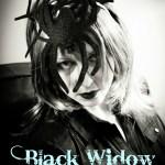 Black Widow Fascinator