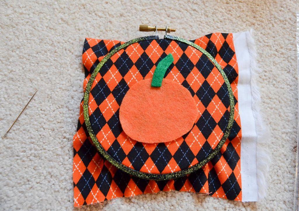 pumpkin stalk