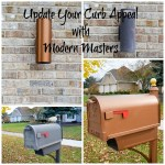 Update Your Curb Appeal with Modern Masters