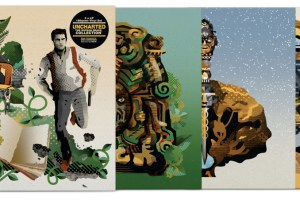 Uncharted Vinyl LP Set