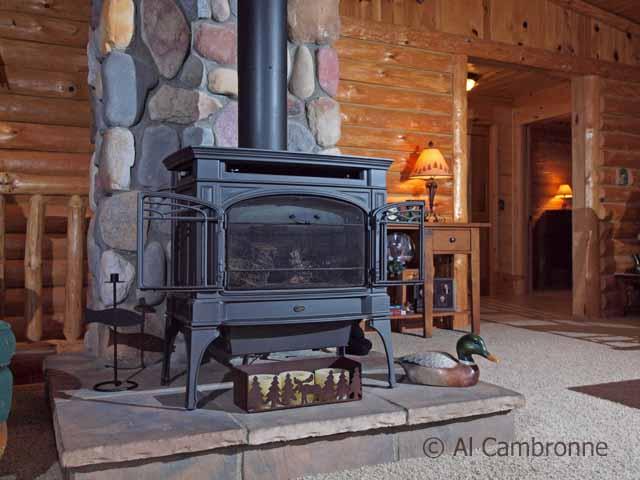 Fireplace 11 © Al Cambronne