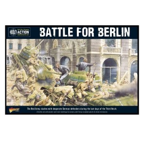 Bolt Action: The Battle for Berlin Battle-Set