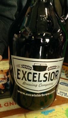 Excelsior Growler