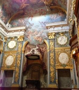 Charlottenburg Kapel 1