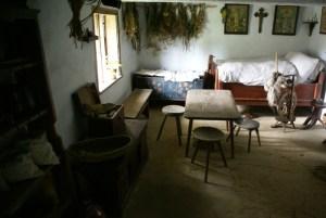 Etnografisk Museum Torun inde i hus