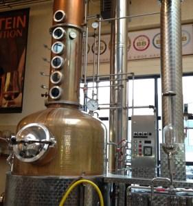 Braunstein Bryggeri Destillering