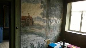 Wesselstuerne Kalkmaleri 1