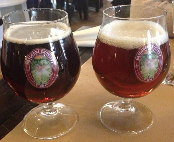 Bryggeri Skovlyst øl