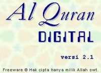 Software Al-Quran Digital 2.1