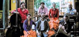 Grupo Luceros Dança Toninho Ferragutti
