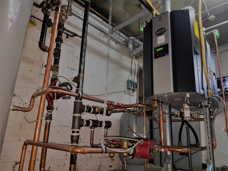 Système de plomberie