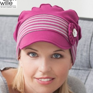 Foto del turbante Tiva de Ellen Wille