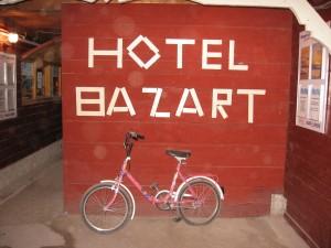 Bicicleta de la Bibi