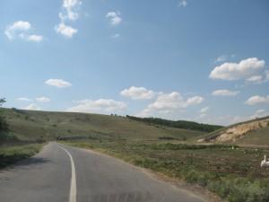 Drumul de la Negru Voda la Cernavoda