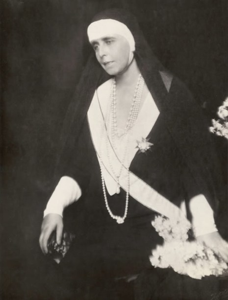 Regina Maria, fotografie din anul 1928