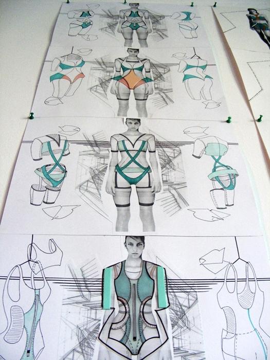 Expozitie lucrari design vestimentar 2014 025