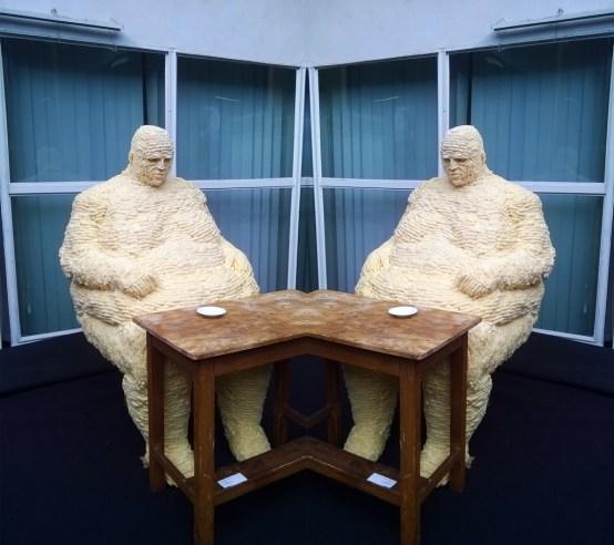 Ciprian Muntean - Nutritie. Licenta. Specializarea Sculptura 2