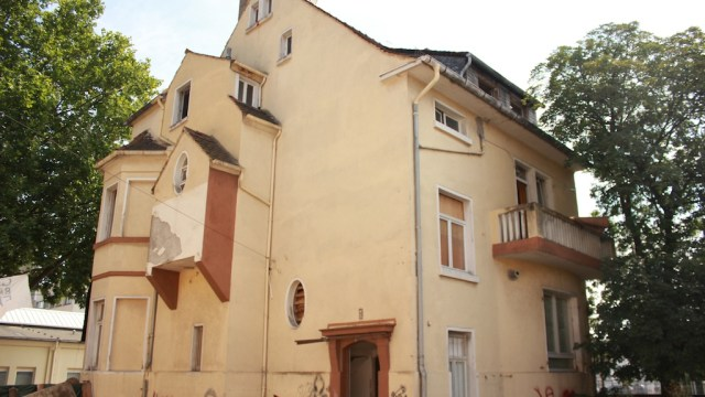 Hausbesetzung in Mainz – Fotos aus der Oberen Austraße 7