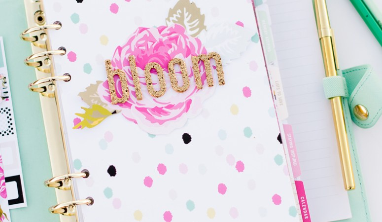 Planner Dashboard with Felicity Jane