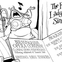 The Fat Lady Sings...