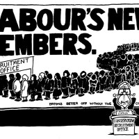 Labours New Members