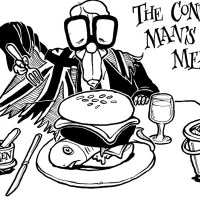 The Condemned Man's Last Meal