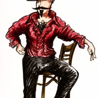 Dr Sketchy's Catch-up No. 1 - Gender Bender September
