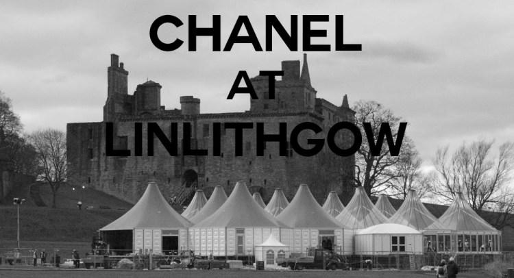 chanel linlithgow Metiers d'art