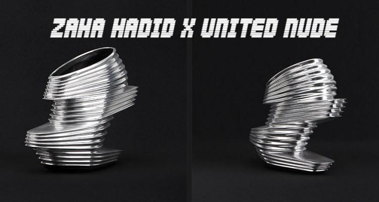 Zaha Hadid x United Nude Nova