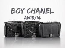 Boy Chanel AW13/14