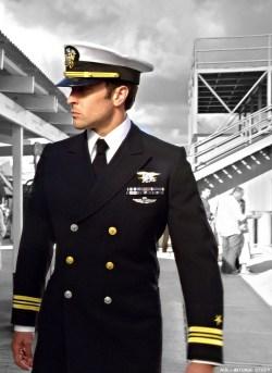 Small Of Navy Dress Blues