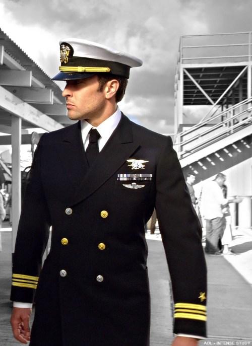 Medium Of Navy Dress Blues