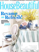 House Beautiful, Feb 2015