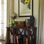 Livingroom Library Table-053482