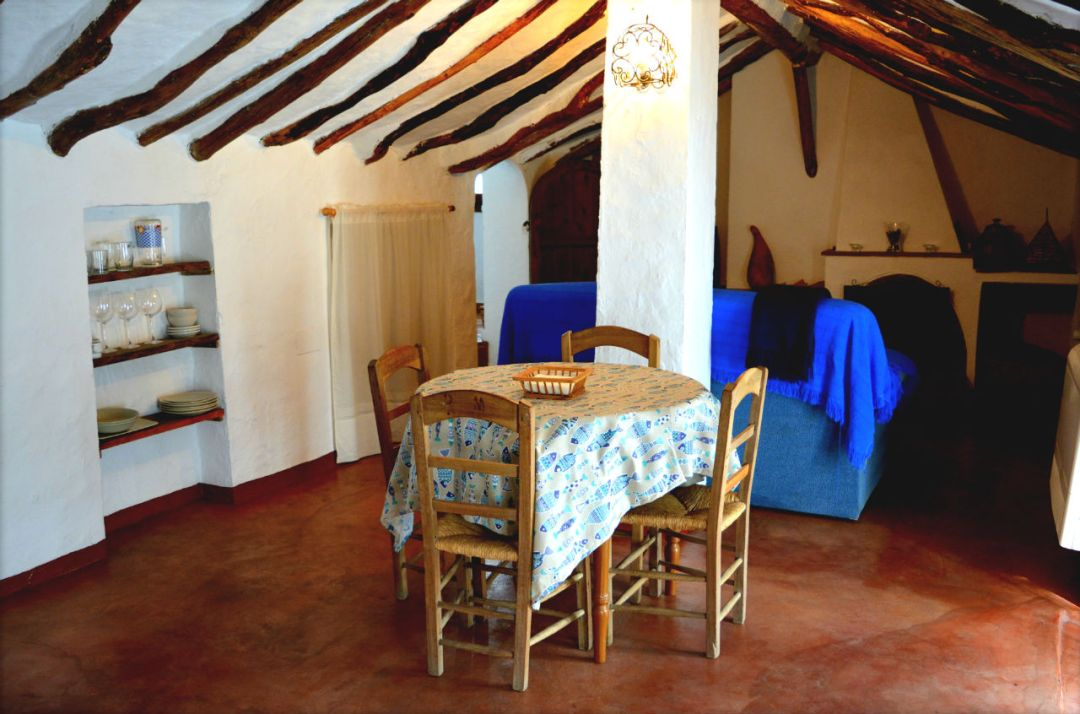 Carrihuelva Azul Casa Rural