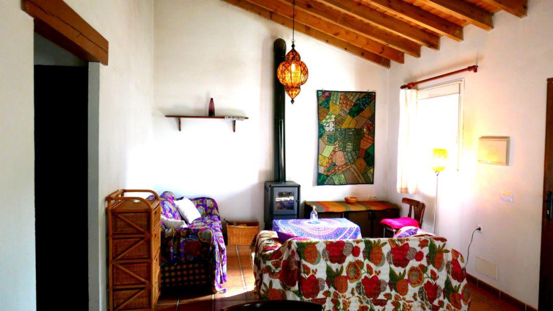 Casa Rural Los Palmeros Interior