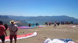 Puerto de Montaña y pista de vuelo libre