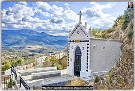 Ermita en la Sierra de Grazalema