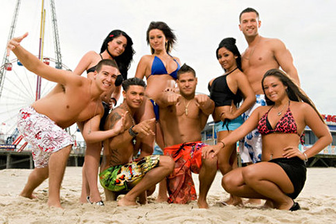 Jersey Shore MTV