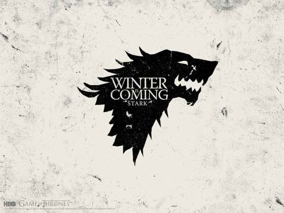 Wallpaper Juego Tronos Casa Stark