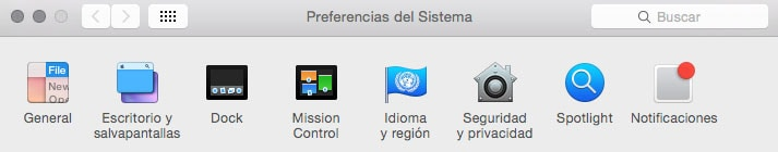 Cómo usar barra de menús y Dock oscuros en OS X Yosemite (Mac)