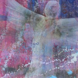 Hope Angel Prophetic Art Prophetic Painting Prayer
