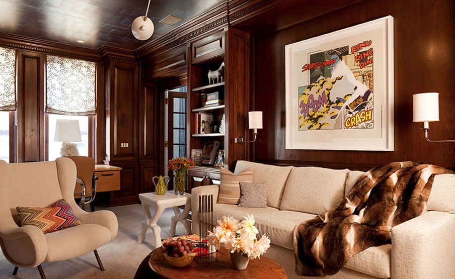 Manhattan Interior Designer, Alice Black Interiors