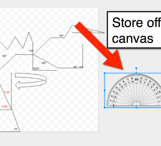 google draw store off canvas