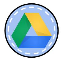 Google Drive Badge