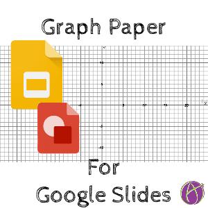 Google graph paper for google slides